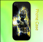 Vegeta Unleashed The Power Dragon Ball Pictorial Case for iPhone & Samsung