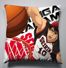 NEW Kuroko No Basketball Sofa Pillow Cushion Double Side 40x40CM Anime