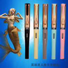 2018 Hero 368 Mermaid Plastic China Fountain Pen Push Extra Fine Nib 0.38mm Gift