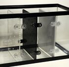 20 gal high AQUARIUM TANK DIVIDER fish separator