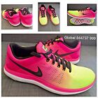 """NEW""  Men Nike Flex 2016-Running-Shoes-Multicolor-844737 999"