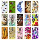 For ZTE Max XL N9560 Z986 Blade Max 3 Soft Case Cover Dog Snake Glass Cat Animal