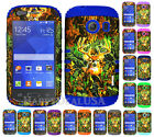 For Samsung Galaxy Ace Style S765c KoolKase Hybrid Cover Case - Camo Mossy Deer