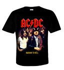 AC/DC T-Shirt HIGHWAY TO HELL (Album Cover)  Australian Rock N Roll  ACDC Angus