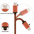 Rapid Charge Micro USB Cable Fast Charging Cord For Samsung Android
