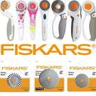 Fiskars Rotary Cutter 45mm & 60mm Also Replacement Blades