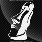 Easter Island Head Decal Sticker - TONS OF OPTIONS
