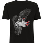 Eagle T-Shirt by HEROLUX - Biker, Rock, Retro Vintage, American Tribal, Bird