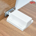 1/5pcs Push to Open Magnetic Door Drawer Cabinet Catch Kitchen Touch Cupboard