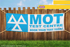 MOT Testing Centre Book Your Appointment Test Heavy Duty PVC Banner Sign 2121