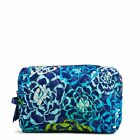 Vera Bradley Factory Exclusive Large Cosmetic Bag