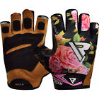 RDX Women Weight Lifting Gloves Yoga Ladies Gym Fitness Workout Training Grips
