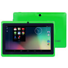 """7"""" Android 4.4 Tablet Duad Core Tablet PC 1GB + 8GB Dual Camera Wifi Bluetooth"""