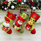 Personalised Embroidered Luxury Velour Lined Christmas Stocking