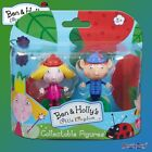 BEN AND HOLLY'S LITTLE KINGDOM FIGURES 2 POPPY STRAWBERRY GASTON DAISY COLLECT