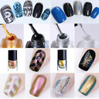 6ml Born Pretty Holographic Nail Art Stamping Polish Thermal Chameleon Varnish