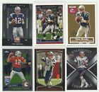 TOM BRADY CARDS FROM 2005-2016 - YOU PICK - FINISH YOUR SET - PATRIOTS/MICHIGAN