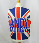 Novelty Waistcoat Wimbledon Tennis Andy Murray Fancy Dress Funny Party Festival