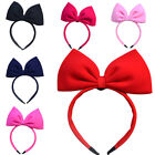 Sweet Cute Korea Style Large Big Bowknot Head Band Clip Bow