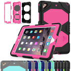 """Shockproof Heavy Duty Rubber Hard Stand Case Cover For Apple Ipad Mini 123 9.7"""""""