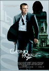 Casino Royale Movie Poster Print - 2006 - Action - 1 Sheet Artwork - James Bond $19.95 USD