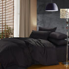 1800 Count 4 PCs Sheet Set 100% Egyptian Cotton All Size Twin Queen King
