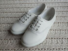 Comfortview Anna Womens Leather Sneakers Slip-On Size Choice White
