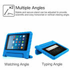 Shock Proof Case Handle Stand Kids Cover for Amazon Fire HD 8 Tablets 2015-2018