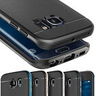 Shockproof Plastic Bumper Silicone Case Cover for Samsung Galaxy S7Edge S6 Skin