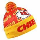 Forever Collectibles  NFL Adult's Kansas City Chiefs Light Up Printed Beanie