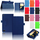 Slim Magnetic Leather Smart Case For Amazon Kindle Fire HD 10 8 7 2017 7th Gen