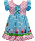 Peppa Pig Boutique Dress Pepa Great Christmas Present!                       gch