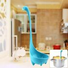 3pcs Dinosaur Spoons Soup Loch Ness Ladle Monster Nessie Spoon Kitchen Supplies