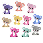 Safety Silicone koala Baby Teething Chew Toy Teether Grind Baby Teethers
