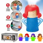 Tool Character Shape Cartoon Cleaning Supplies Microwave Cleaner Convenience EB