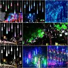 Outdoor Christmas Xmas Party Snowing Icicle Lights Lanterns Lamps White LED 144