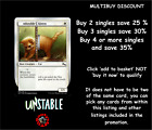 MTG Unstable UST Choose your Common Card - BUY 1 GET 3 FREE Add 4 to Basket