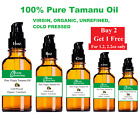 100 PURE TAMANU OIL - VIRGIN, ORGANIC, UNREFINED, COLD PRESSED