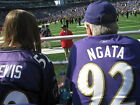 2 (of 6) Indianapolis Colts vs. Baltimore Ravens FRONT ROW!!! 12/23/2017