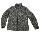 32 Degrees Heat  Ladies Packable Jacket Black Wool