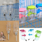 Pet Dog Bird Hamster Hanging Bottle Auto Feeder Rabbit Puppy Water Dispenser