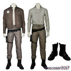 New Hot Rogue One A Star Wars Story Cassian Andor Cosplay Costume Full Suit $66.0 USD