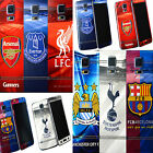 SAMSUNG GALAXY S5 LICENSED FOOTBALL MOBILE PHONE SKIN PROTECTOR STICKER COVER