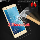 2 Pcs Premium Real Tempered Glass Film Screen Protector For Huawei Phone Series