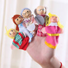Baby Toys Cartoon Characters Finger Puppets Theater Show Tell Story Props HY1