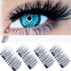2017 3D Magnetic False Eyelashes l Eye Lashes Extension For Christmas party  GT
