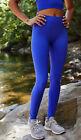 NEW Free People Movement Seamless Contour Yoga Legging in Blue XS/S-M/L 98