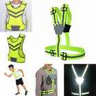 High Safety Security Visibility Reflective Vest Construction Traffic/Warehouse