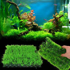 Artificial Grass Lawn Aquatic Aquarium Fish Tank Ornament Water Plant Decoration