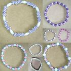 Ladies/Children's fashion stretch bracelets - flowers - Assorted styles/colours
